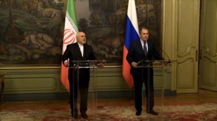 Rusia e Irán trabajan en proyectos en el sector energético