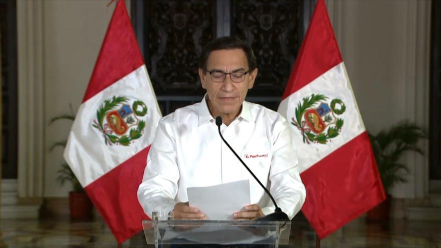 Promotor de la vacancia podría ser censurado en Perú