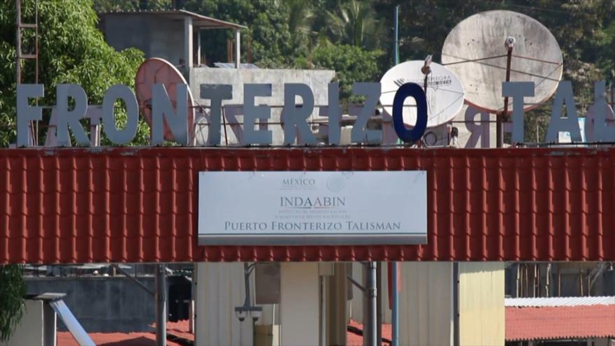 Reapertura de fronteras trae reactivación en el sur de México