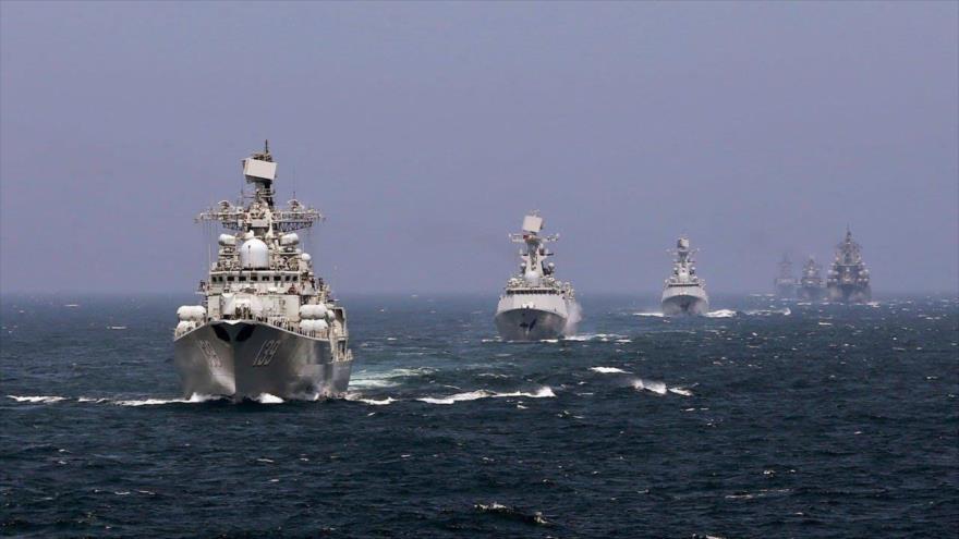 Medios: China lanzará una guerra si militares de EEUU vuelven a Taiwán   HISPANTV