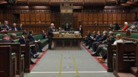 Parlamento británico pide al Gobierno reconocer el Estado palestino