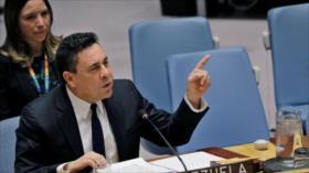 Moncada advierte que EEUU busca conquistar y colonizar a Venezuela