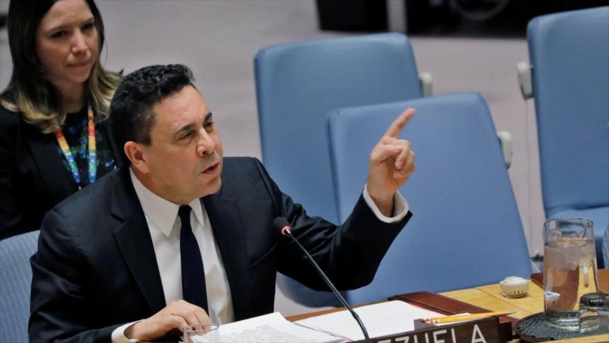 Moncada advierte que EEUU busca conquistar y colonizar a Venezuela | HISPANTV