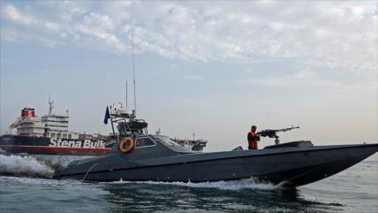 Irán mantiene retenido 23 barcos extranjeros en el Golfo Pérsico