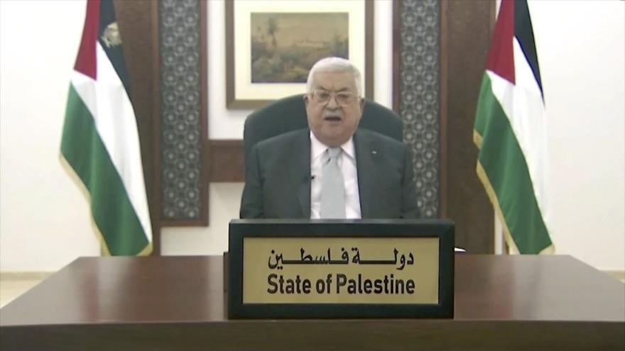 Palestina a países árabes: Paz no se logra sin el fin de ocupación