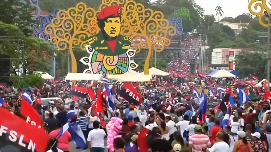 Síntesis: Lucha anticolonialista en Nicaragua