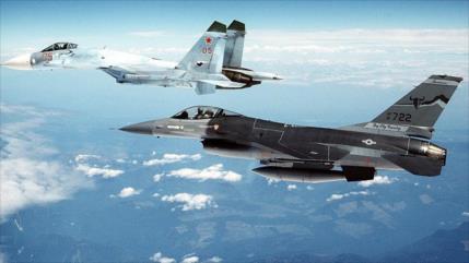 Rusia intercepta dos bombarderos de EEUU en el mar Báltico