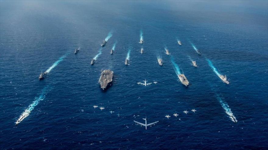 EEUU y Japón realizarán ejercicios con ojos puestos en China | HISPANTV