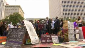 Se expanden las marchas contra la violencia policial en EEUU