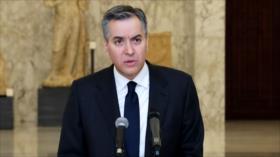 El premier de El Líbano Adib dimite al no poder formar Gobierno