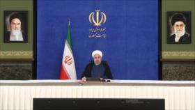 """Irán acusa a EEUU de """"salvajismo"""" tras nuevas sanciones"""