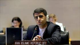 Irán denuncia injerencia europea con la excusa de los DDHH