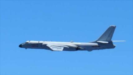 Bombarderos y aviones de EEUU, China y Japón, cerca de Taiwán