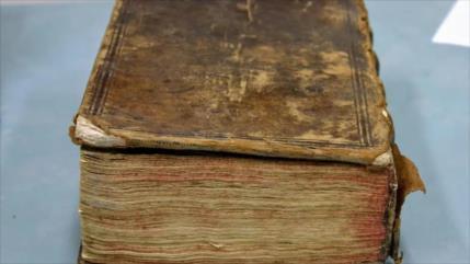 Hallan posible primer ejemplar de obra de Shakespeare en España