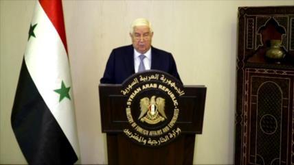Siria pide ante la ONU una campaña mundial ante sanciones de EEUU