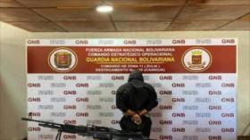Dos muertos en una operación del Ejército venezolano en la frontera