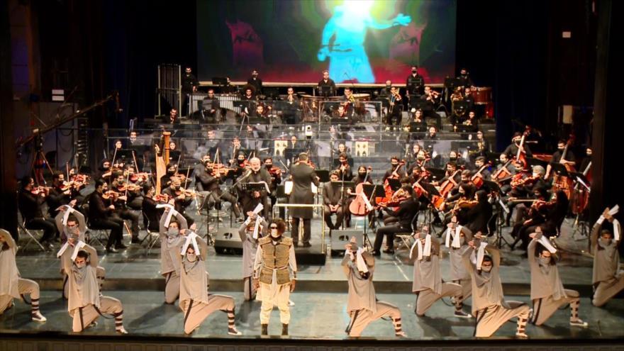 "La obra teatral-musical ""Alamdar"" narra suceso de Karbala"