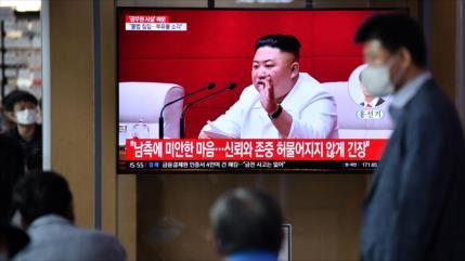 Pyongyang denuncia violación de su soberanía por buques surcoreanos