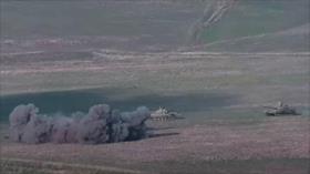 Anuncian estado de guerra entre Azerbaiyán y Armenia por Karabaj