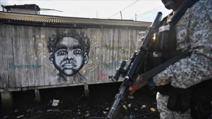 Nueva masacre en Colombia deja cinco muertos y 40 secuestrados
