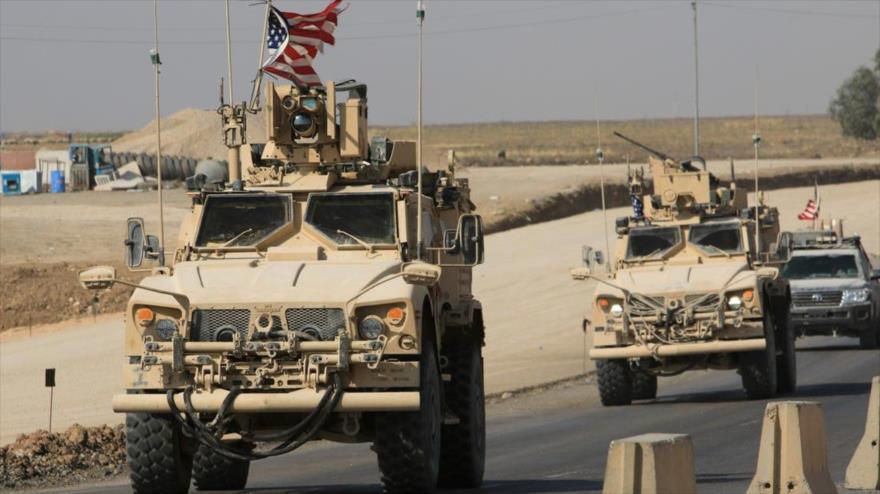 Nueva explosión golpea convoy militar de EEUU en Irak | HISPANTV