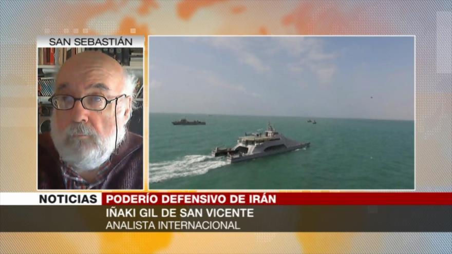 """""""Irán muestra que tiene una capacidad militar mayor de lo que dice"""""""