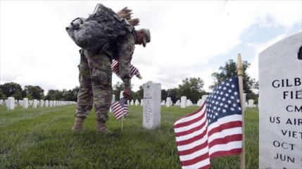 Durante la pandemia aumentaron los suicidios en el Ejército de EEUU