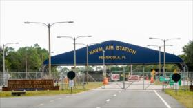 Amenaza de bomba obliga a EEUU a cerrar base aeronaval en Florida
