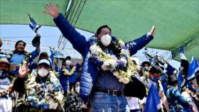 """Arce afea """"acción desesperada"""" de oposición para inhabilitar a MAS"""