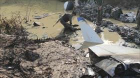 Venezuela inutiliza otra nave de narcotráfico estadounidense
