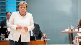 Merkel visitó en secreto al opositor ruso Navalni en el hospital