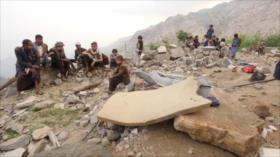 Informe desvela crimen de guerra saudí en Yemen con apoyo de EEUU
