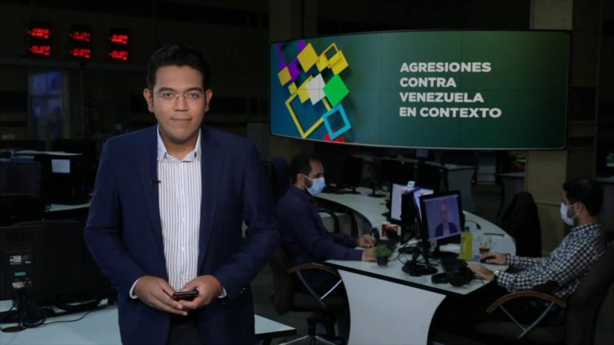 Buen día América Latina: Agresiones contra Venezuela en contexto