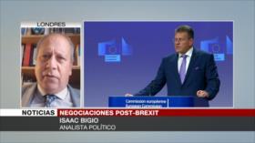 """""""Reino Unido sufriría división si no hay pacto de Brexit con UE"""""""