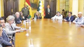 Dimiten cuatro ministros de Bolivia en medio de pugnas internas