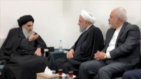Irán elogia papel del ayatolá Sistani en la estabilidad de Irak