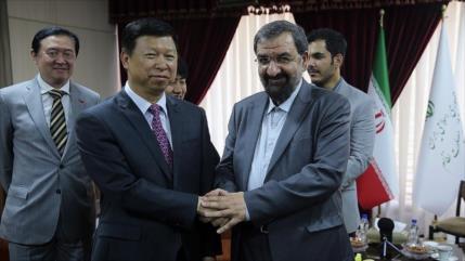 Irán: Cooperación con China marcará la derrota de EEUU