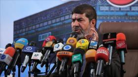 Portavoz militar iraní: EEUU y Europa no pueden enfrentarse a Irán