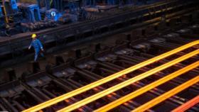 China, principal comprador de acero iraní pese a amenazas de EEUU