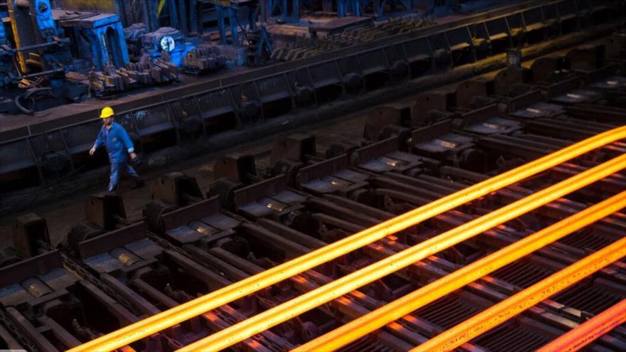 China, principal comprador de acero iraní pese a amenazas de EEUU | HISPANTV
