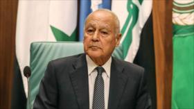 Palestina pide la dimisión del secretario general de la Liga Árabe