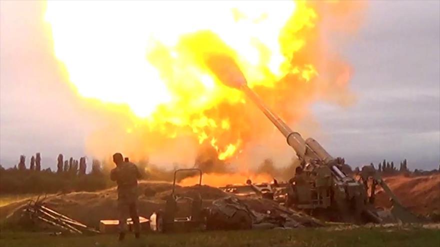 Israel aviva las llamas de la crisis entre Armenia y Azerbaiyán | HISPANTV