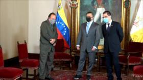 """Denuncian intentos de crear """"una guerra"""" en Venezuela"""
