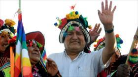 Morales a los bolivianos: Ojo, que mi regreso depende de sus votos