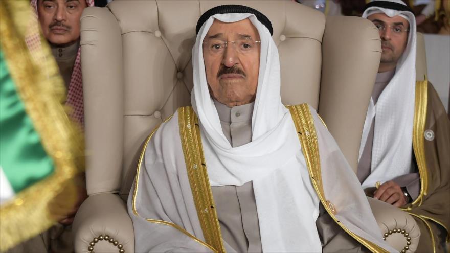 Fallece el emir de Kuwait Al-Ahmad al-Yaber Al Sabah a los 91 años | HISPANTV