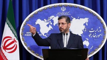 """Irán refuta """"infundada"""" acusación saudí de entrenar a terroristas"""
