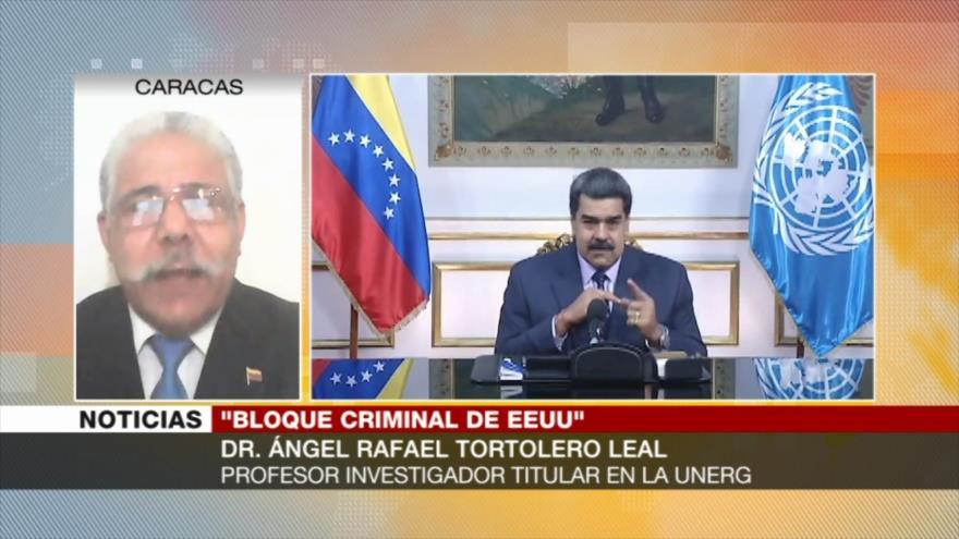 Tortolero Leal: Sanciones de EEUU, un acto criminal contra pueblos soberanos