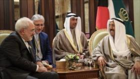 Canciller iraní lamenta el fallecimiento del emir de Kuwait