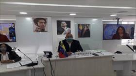 Venezuela denuncia ante la OPS robo de activos por parte de EEUU