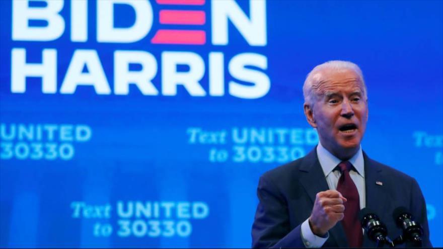 El candidato a la Presidencia de los EE.UU. por el Partido Demócrata, Joe Biden. (Foto: Reuters)